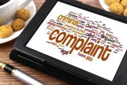 virtual complaints